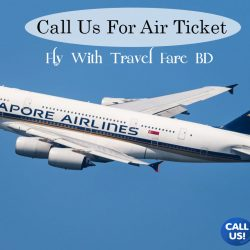 Singapore Airlines Ticket Office Bangladesh